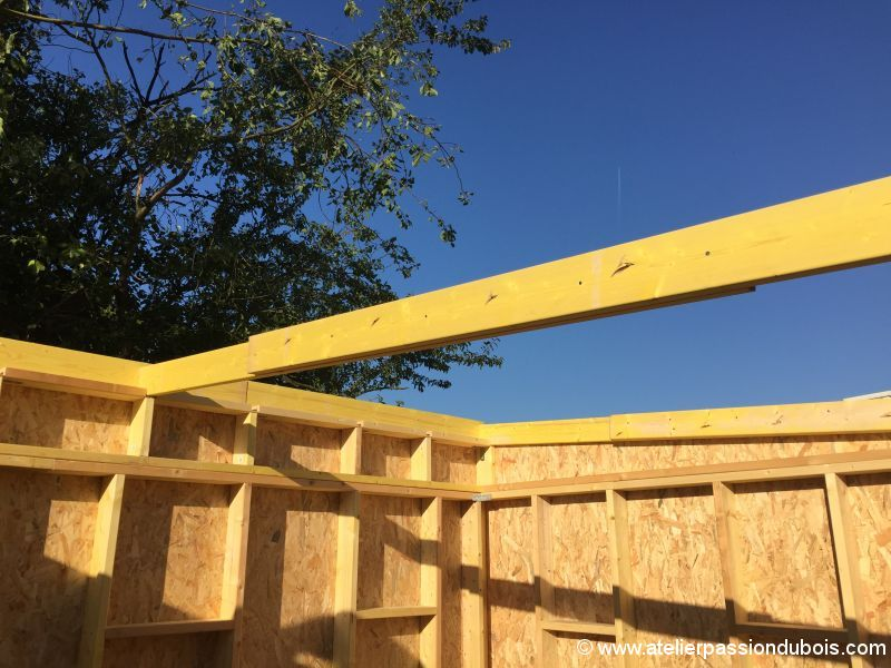 Construction d'un atelier en ossature bois et son aménagement - Page 4 IMG_7367