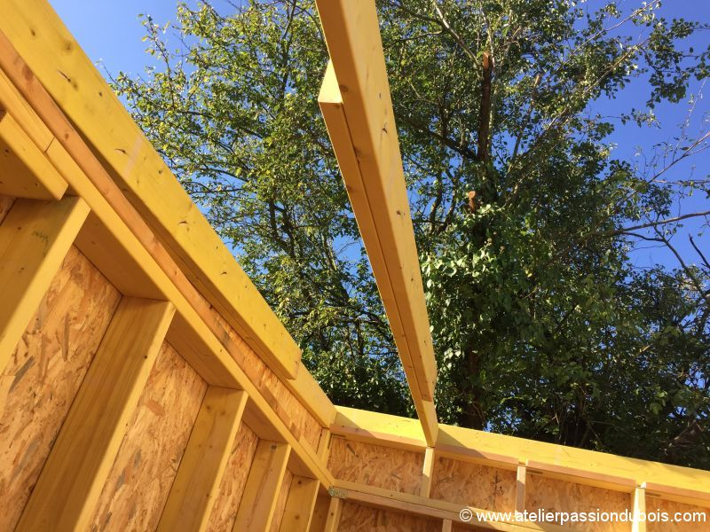 Construction d'un atelier en ossature bois et son aménagement - Page 4 IMG_7369
