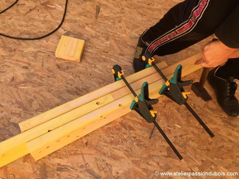 Construction d'un atelier en ossature bois et son aménagement - Page 4 IMG_7370