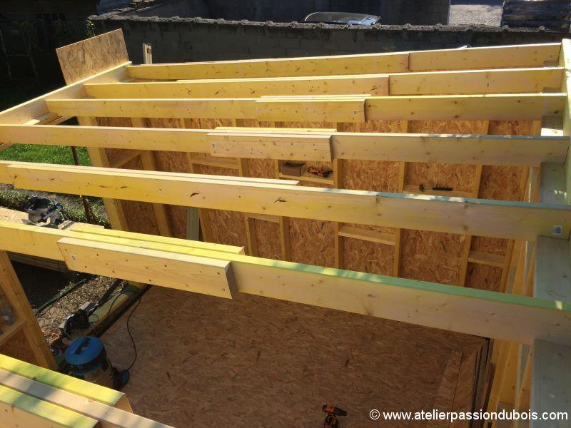 Construction d'un atelier en ossature bois et son aménagement - Page 4 IMG_7373