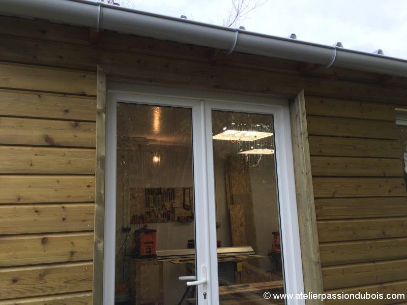 Construction d'un atelier en ossature bois et son aménagement - Page 4 IMG_7717