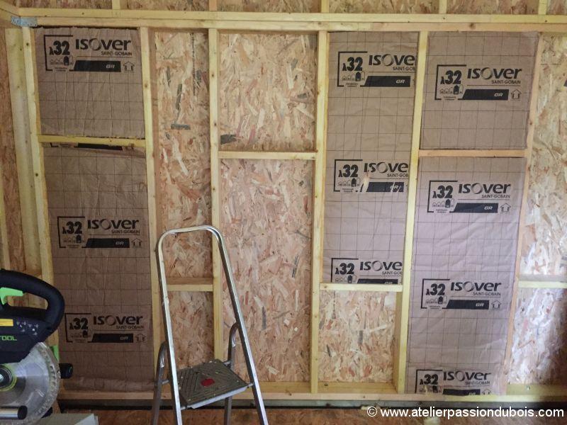 Construction d'un atelier en ossature bois et son aménagement - Page 5 IMG_7449