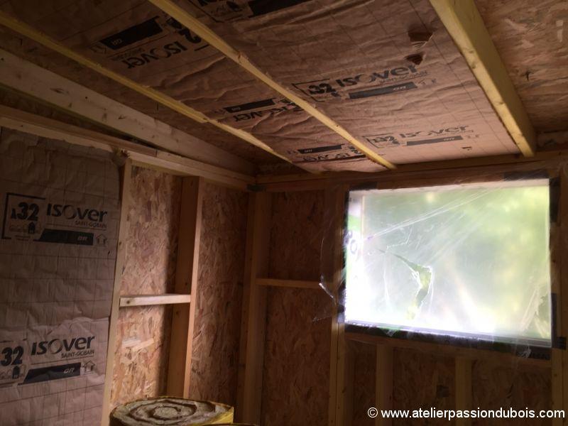 Construction d'un atelier en ossature bois et son aménagement - Page 5 IMG_7467