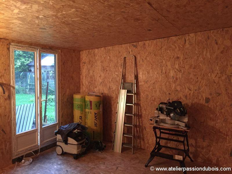Construction d'un atelier en ossature bois et son aménagement - Page 5 IMG_7524