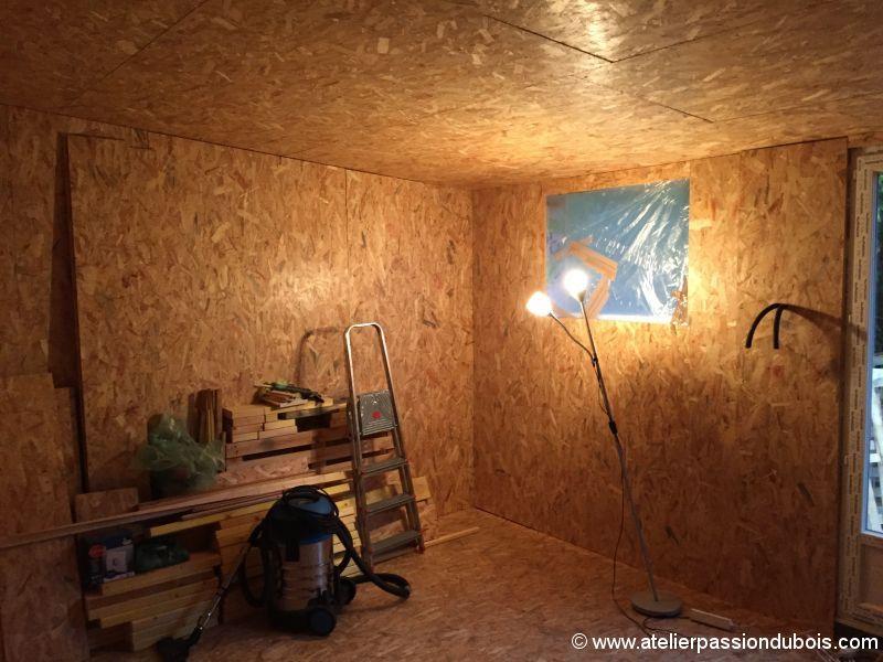 Construction d'un atelier en ossature bois et son aménagement - Page 5 IMG_7525