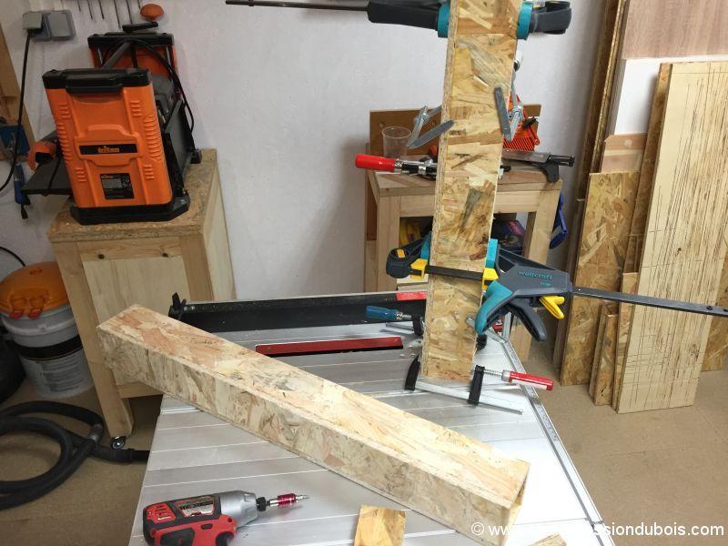 Construction d'un atelier en ossature bois et son aménagement - Page 8 IMG_7825