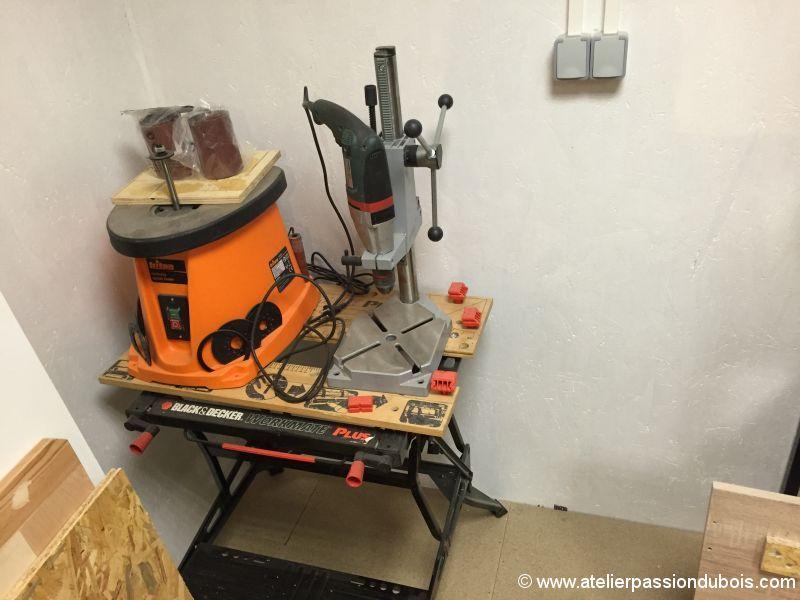 Construction d'un atelier en ossature bois et son aménagement - Page 8 IMG_7857