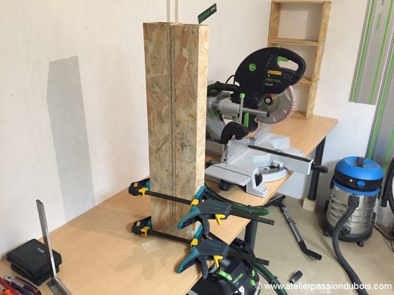 Construction d'un atelier en ossature bois et son aménagement - Page 8 IMG_7858