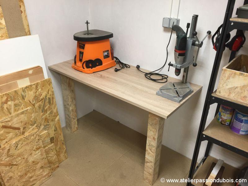 Construction d'un atelier en ossature bois et son aménagement - Page 8 IMG_7864