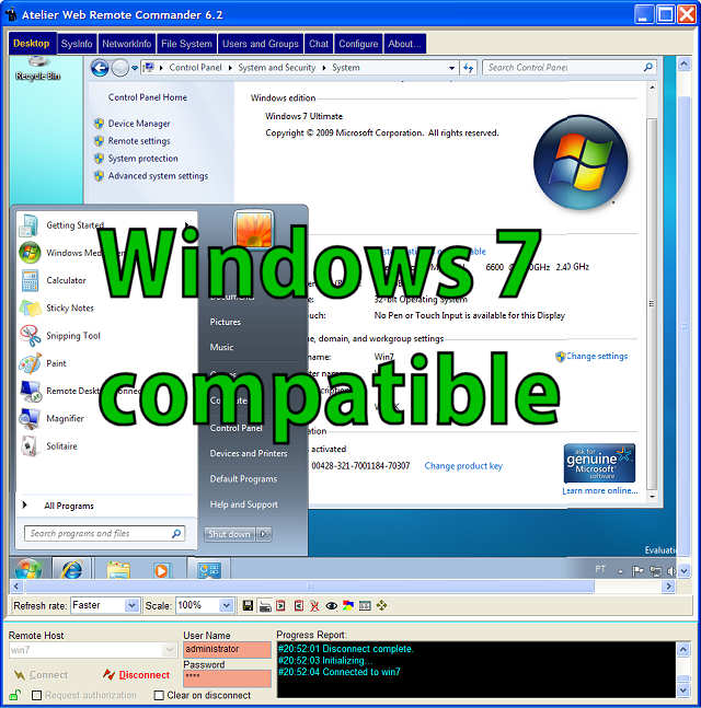 Atelier Web Remote Commander 6.2 Fast Full Download  Windowsseven