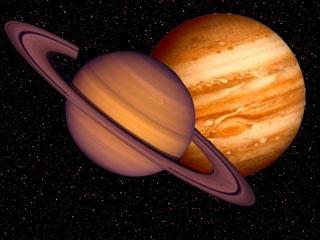 The Duo Return! Saturn & Jupiter in the Early Morning Sky SaturnJupiterConj%20