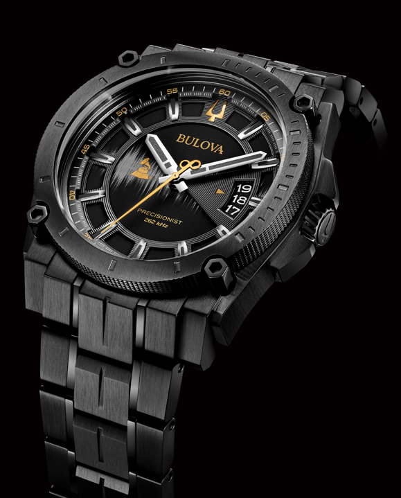 American Watch Brand History Overview article Bulova-Precionist-Grammy-Edition