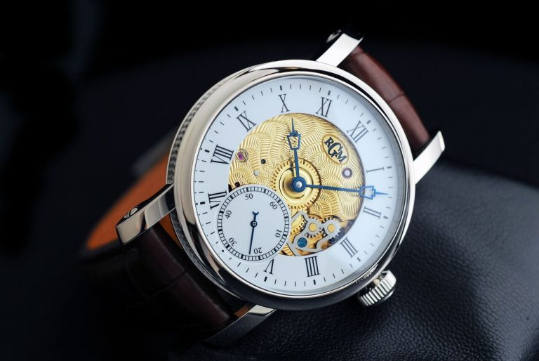 American Watch Brand History Overview article RGM-Pennsylvania-Series-PS-801-EE--768x514
