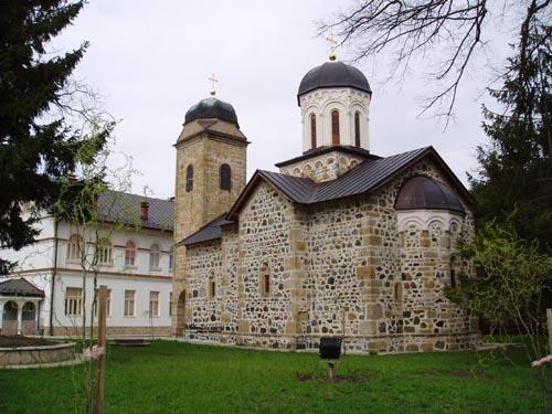 Crkve i Manastiri Manastir_ozren