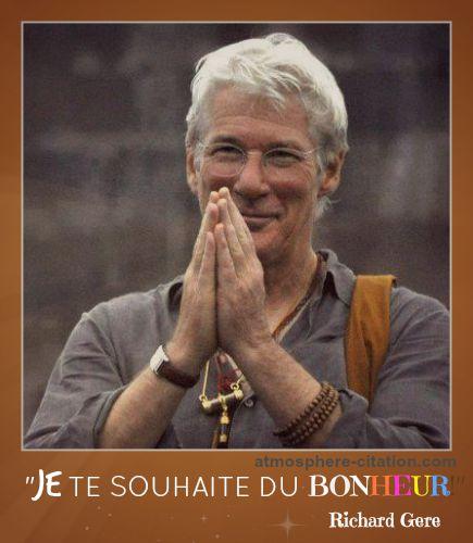Le secret du bonheur selon Richard Gere Secret-bonheur-Richard-gere-recette