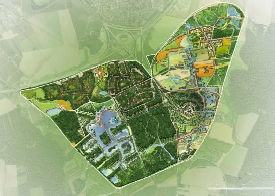 Vivre à Val d'Europe : présentation et discussion générale Villages-nature