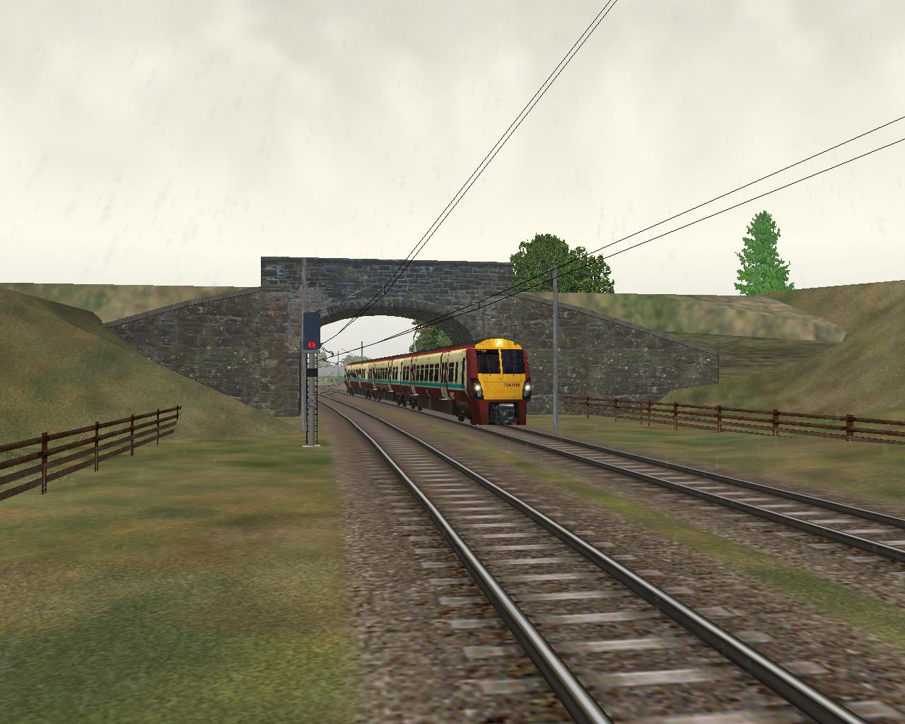 Glasgow-Carlisle V4 PGSV4Revamp12