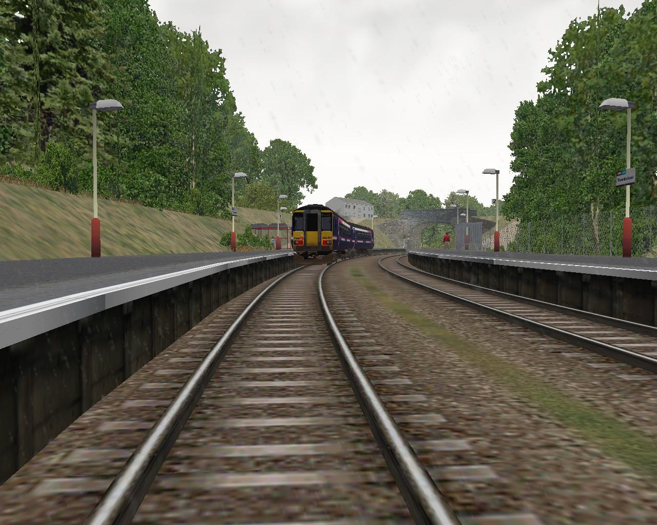 Glasgow-Carlisle V4 Thornliebankwip03