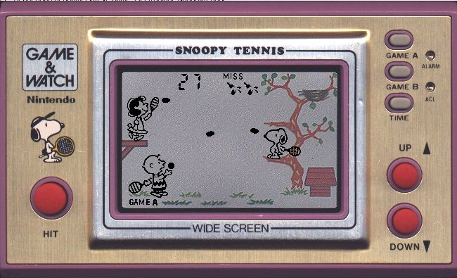 L'univers des Geeks - Page 6 Snoopytennis