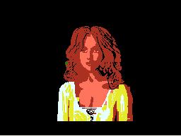 Recherche graphique : Adaptation hits Amiga sur Amstrad / C64 Dotc3