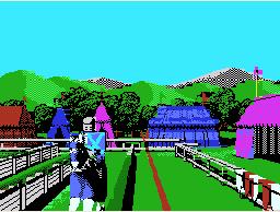 Recherche graphique : Adaptation hits Amiga sur Amstrad / C64 Dotc8