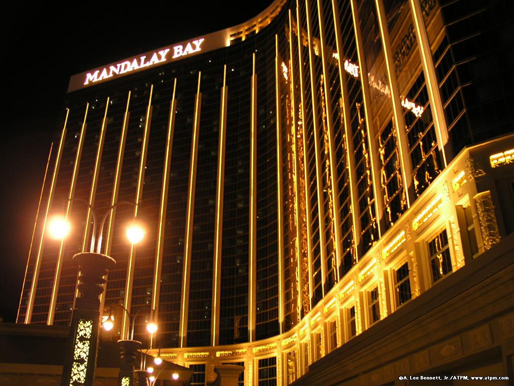 拉斯维加斯 Mandalay-bay