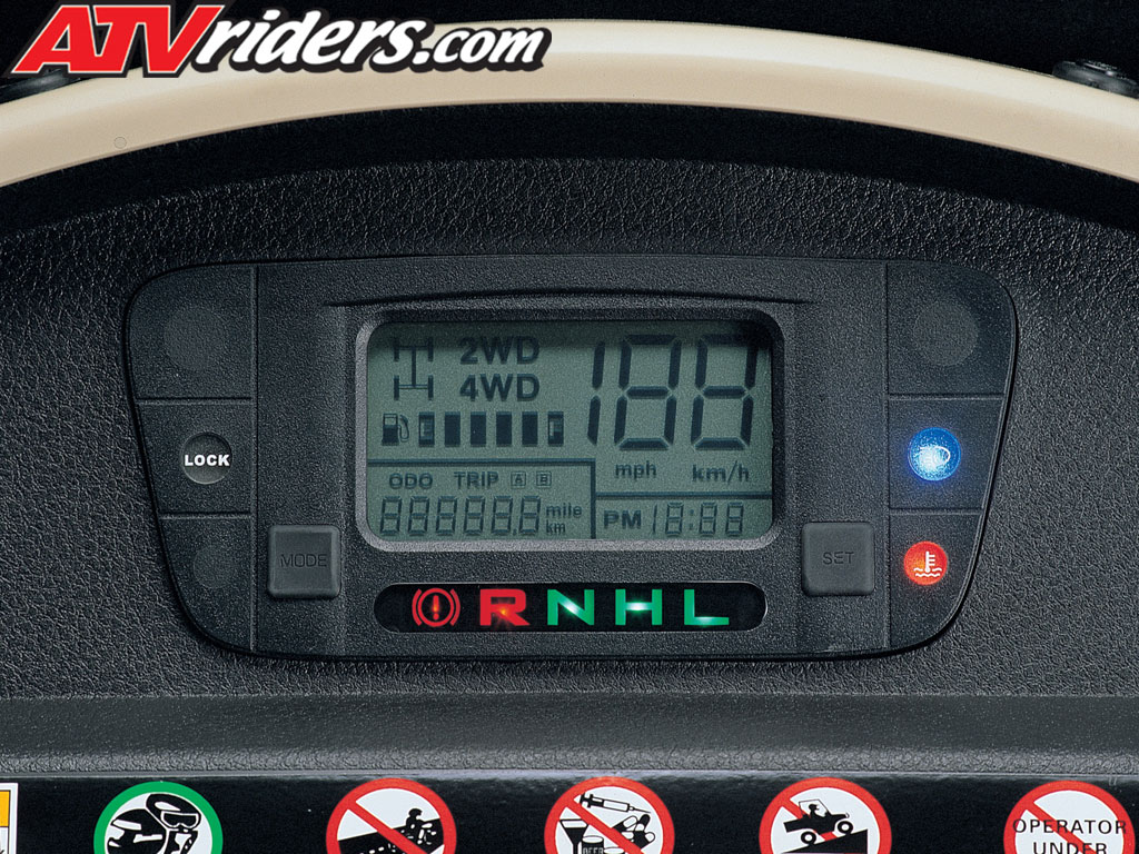 Kymco 500 UXV to be on next episode of DirtTrax TV Kymco-2010-uxv-500-le-utv-sxs-red-dashboard