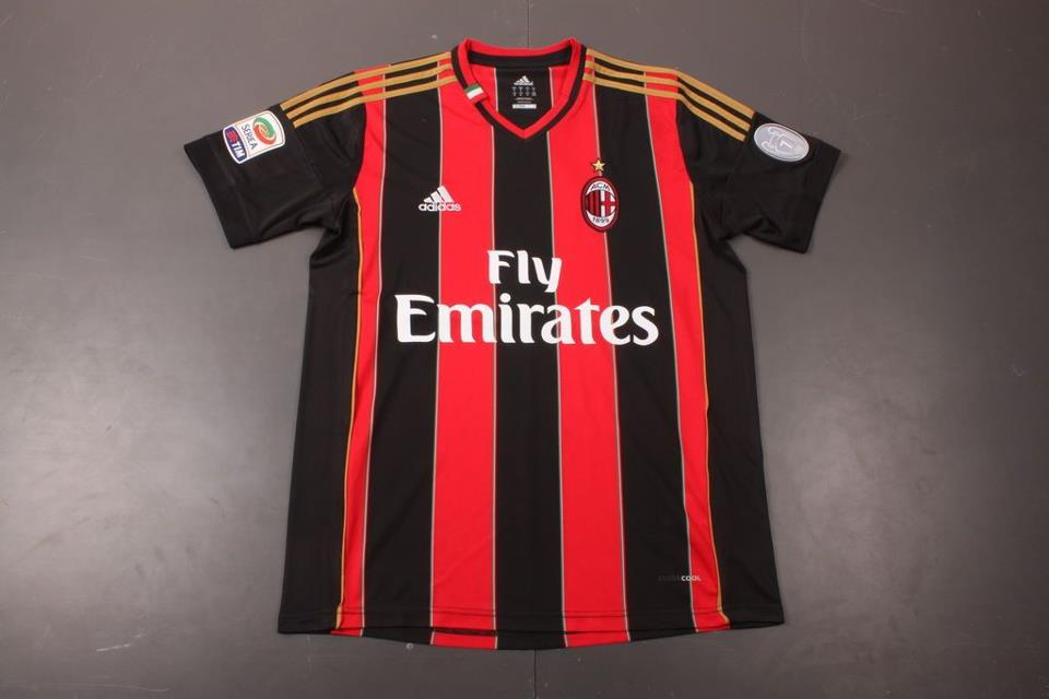 Maillots [2014-2015] Maillot-milan-ac-domicile-2013-2014