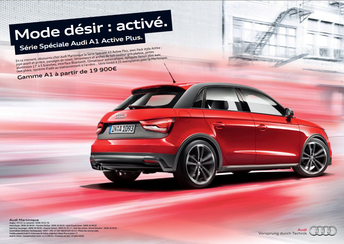 2018 - [Audi] A1 Sportback II - Page 19 Audi-a1-active-audi-martinique