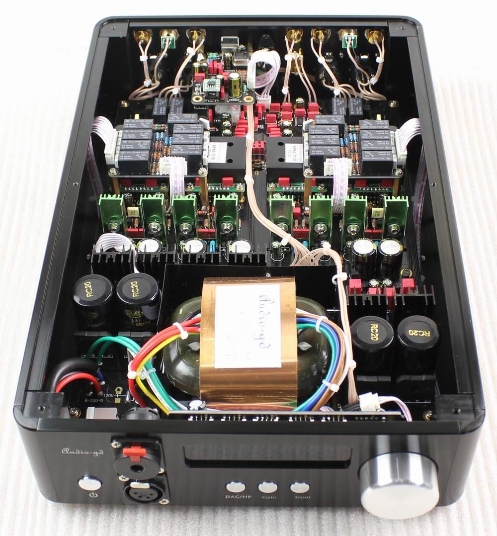 Un 10 para los productos de Audio GD NFB284