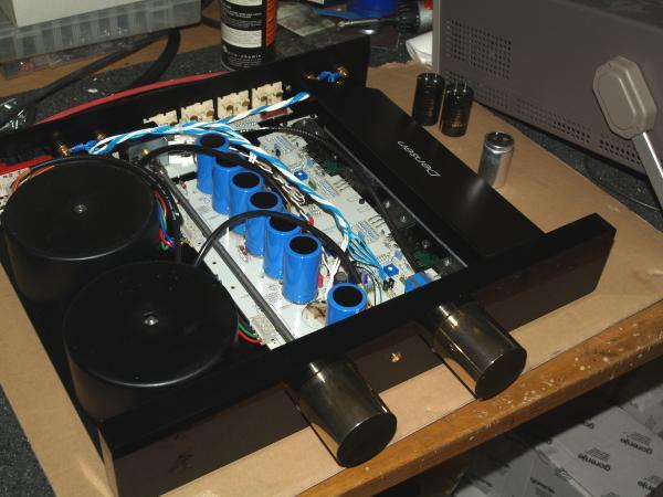 Condensadores para amplificación AUIOOA-12998793822