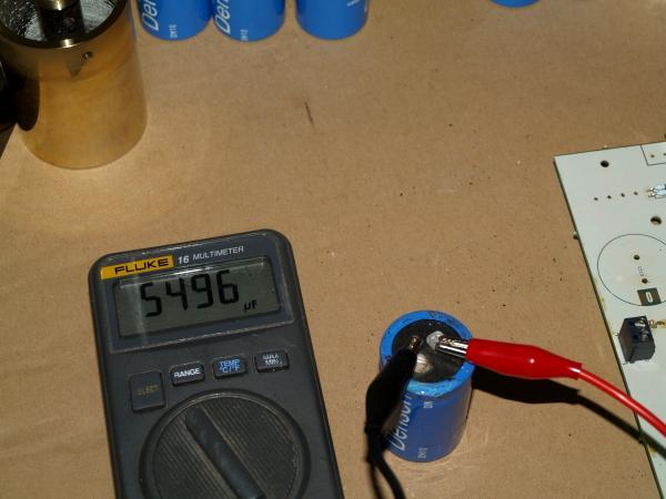 Condensadores para amplificación AUIOOA-13000324165