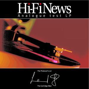 Análisis del sistema, HIFI NEWS TEST LP HFNLP
