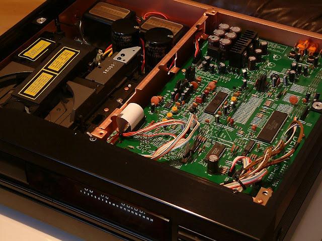 Leitor CD Denon, DCD 3560 Denon_DCD-3560_ins1