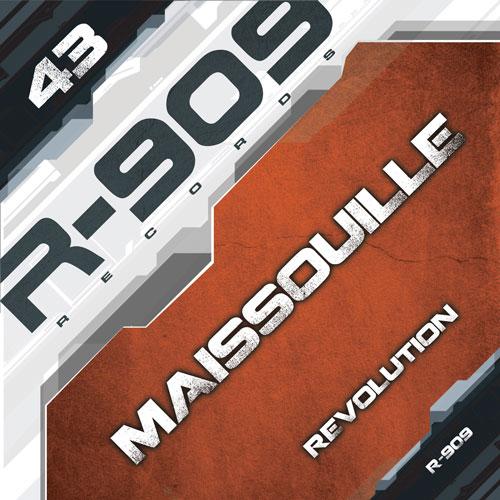 """MAISSOUILLE """"Revolution"""" - OUT NOW ! R-909-43--500-500"""