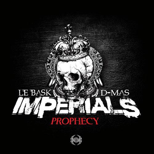 """IMPERIALS """"Prophecy"""" : LE BASK est de retour ! Cover-imperials-500-500"""