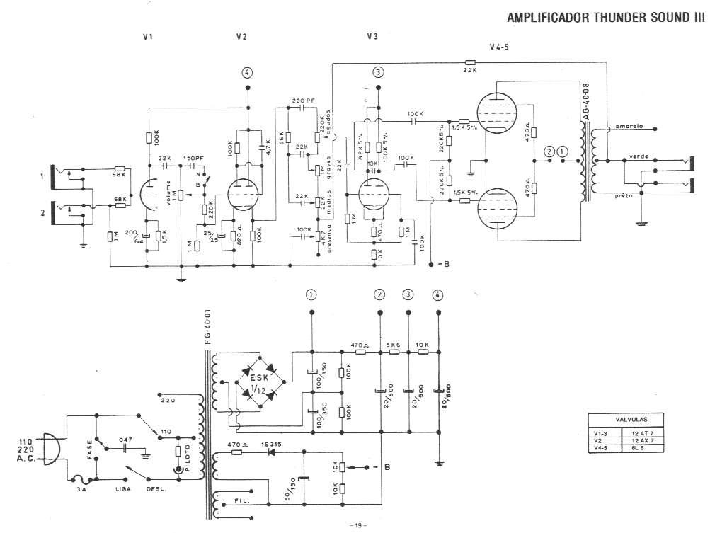 Construção amplificador Valvulado Marshall (update com vídeo) Con-gianniniagts3g