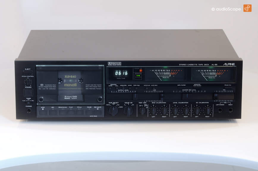 Pioneer CTF 1000 y SA 9500 Alpine_al_85-2