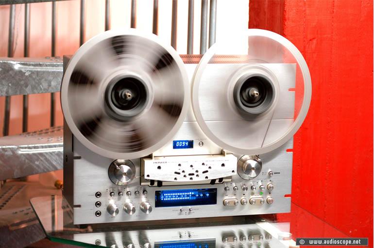 Un saludo para todos los amantes del vintage hi-fi Pioneerrt90921
