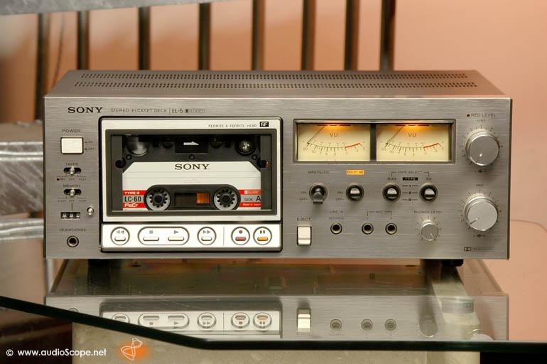 Problemillas con mi cassette Sonyel54
