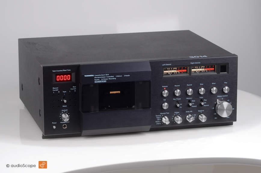 Pioneer CTF 1000 y SA 9500 Tandberg_td_3014-1