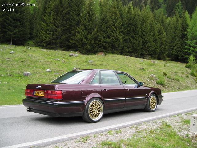 Audi V8  audi 200 1104-1
