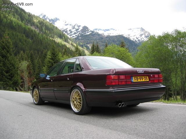 Audi V8  audi 200 1104-2
