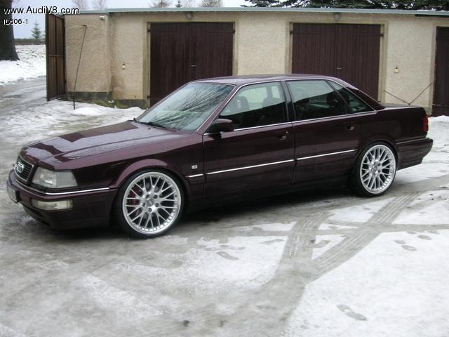 Audi V8  audi 200 506-1