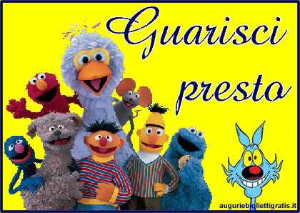 PER ALEISTER Guarisci_muppets