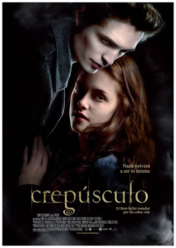 Crepusculo, la pelicula Crepusculo-poster