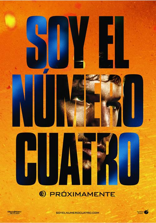 """FILM >> """"Soy El Número 4"""" (D. Agron, K. Durand) Soy-numero-cuatro"""