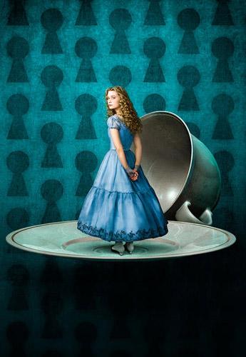 Alicia en el pais de las maravillas de Tim Burton Alicia-en-el-pais-de-las-maravillas-13