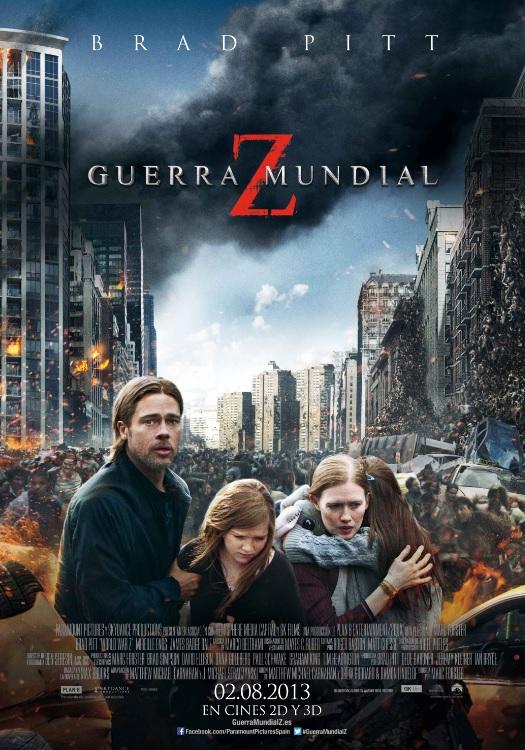 Guerra Mundial Z/World War Z - Marc Forster (2013) Guerra-mundial-z-1