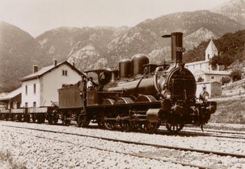 030 : Les mytiques 801 à 1202 du Midi Train